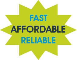 Fast Affordable Reliable Graphic